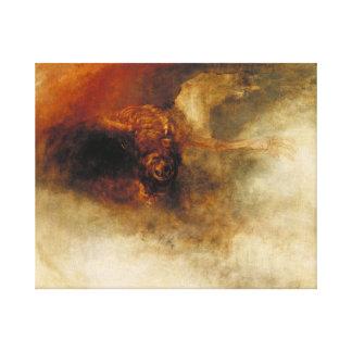 Tate death on a pale horse fine art canvas print