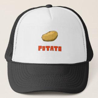tater-hat trucker hat