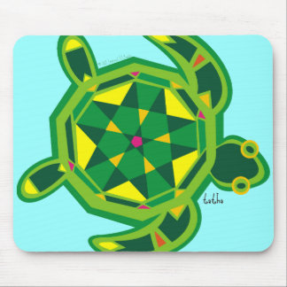 TATHA THE SEATURTLE #2 MOUSEPAD