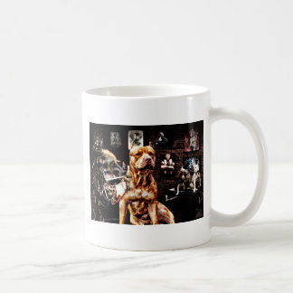 Tatoo dog coffee mug