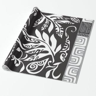 "Tatou Glossy Wrapping Paper, 30""x6'"