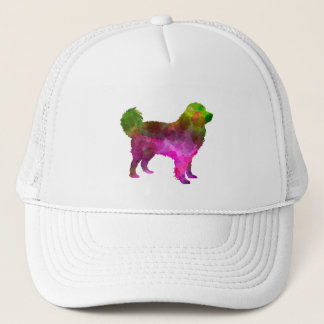 Tatra Shepherd Dog in watercolor Trucker Hat
