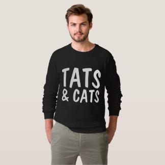 TATS AND CATS T-shirts & sweatshirts
