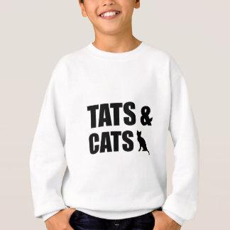 Tats & Cats Sweatshirt