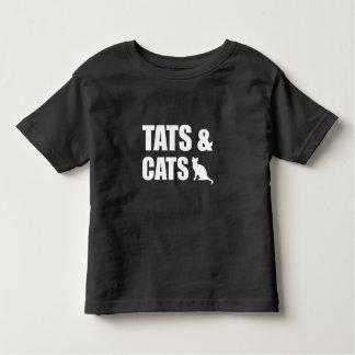 Tats & Cats Toddler T-shirt