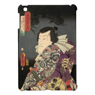 """Tatted Samurai"" Mini Ipad Case"