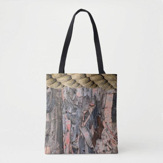Tatter Chic Tote Bag
