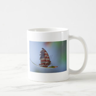 Tattered American Butterfly Mugs