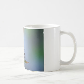 Tattered American Butterfly Coffee Mug