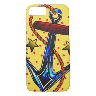 Tattoo Anchor - Iphone Case