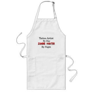Tattoo Artist/Zombie Hunter Long Apron