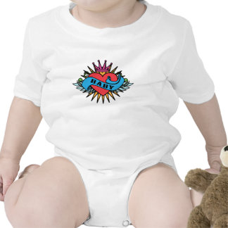 Tattoo Baby Bodysuit