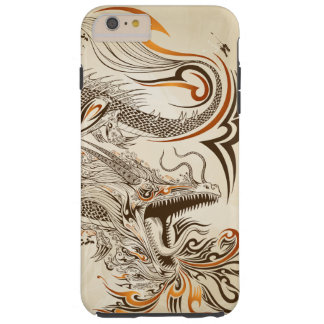 Tattoo Dragon Art iPhone 6 Plus Case