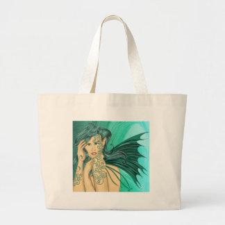 Tattoo faery tote bag
