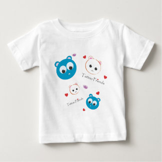 tattoo friends blue baby T-Shirt