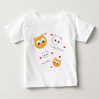tattoo friends orange baby T-Shirt