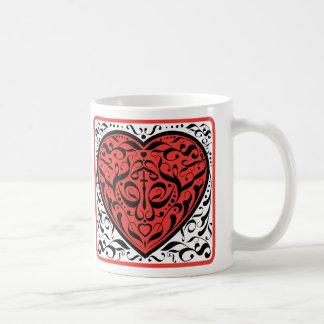 Tattoo Heart Coffee Mug