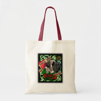 Tattoo Mastiff Bag