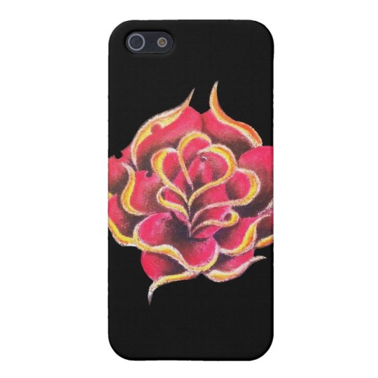 Tattoo Rose Cellphone Case iPhone 5/5S Covers