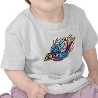 Tattoo Sparrow Shirt