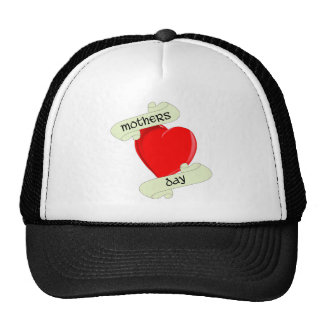 Tattoo Style Mothers Day Trucker Hat