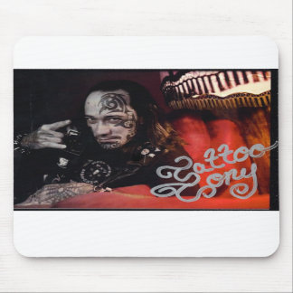 tattoo tony mouse pad