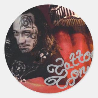 tattoo tony sticker