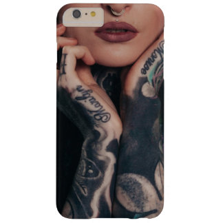 Tattooed Beauty Queen iPhone6 Case