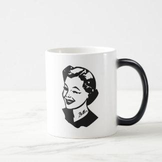 Tattooed Housewife - Baller 11 Oz Magic Heat Color-Changing Coffee Mug