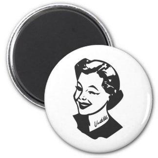Tattooed Housewife - Unstable 2 Inch Round Magnet