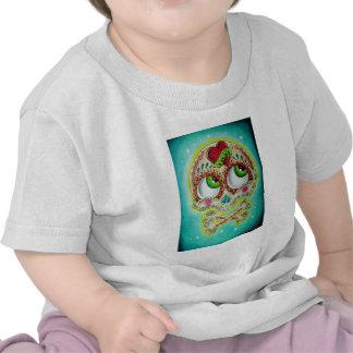 Tattooed sugar skull t-shirts