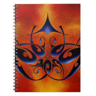 Tattoomissia V1 - firebird Notebooks