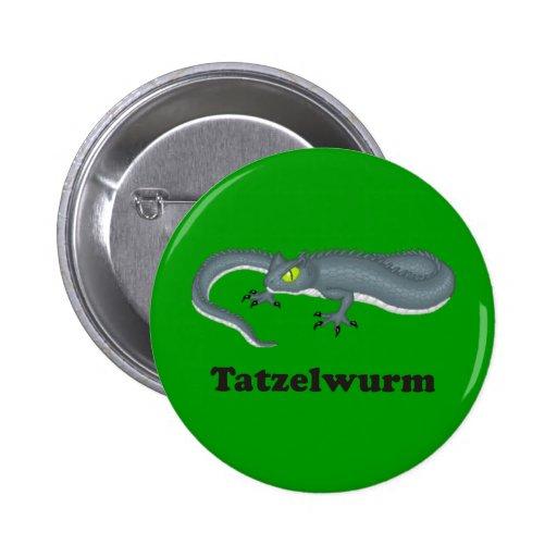 Tatzelwurm Pin
