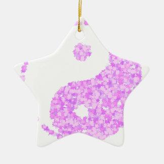 tau2 ceramic ornament