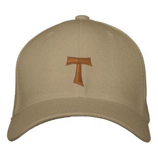 TAU franciscan Cross - TAU francescana Embroidered Hat