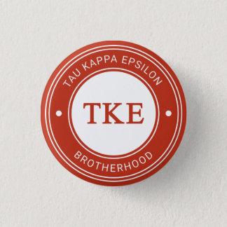 Tau Kappa Epsilon | Badge 1 Inch Round Button