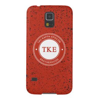Tau Kappa Epsilon   Badge Case For Galaxy S5