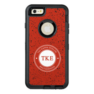 Tau Kappa Epsilon | Badge OtterBox Defender iPhone Case