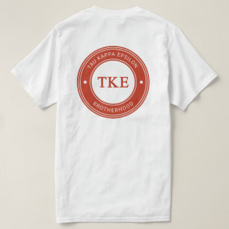 Tau Kappa Epsilon | Badge T-Shirt