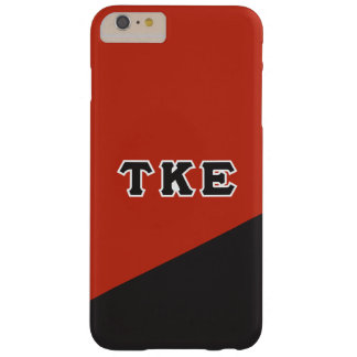 Tau Kappa Epsilon | Greek Letters Barely There iPhone 6 Plus Case