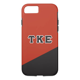 Tau Kappa Epsilon | Greek Letters iPhone 8/7 Case