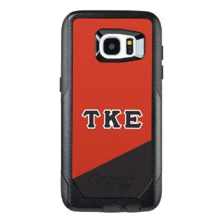 Tau Kappa Epsilon | Greek Letters OtterBox Samsung Galaxy S7 Edge Case
