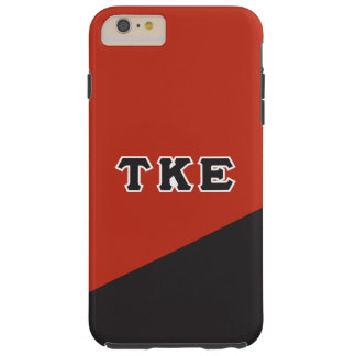 Tau Kappa Epsilon | Greek Letters Tough iPhone 6 Plus Case