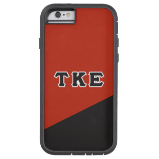 Tau Kappa Epsilon | Greek Letters Tough Xtreme iPhone 6 Case