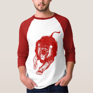 Tau Of The Lions Apparel (red) T-Shirt