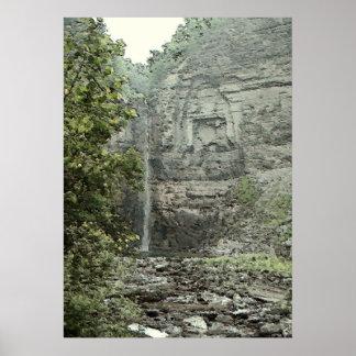 Taughannock Falls State Park Poster
