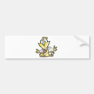 taunter_cat bumper sticker