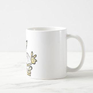 taunter_cat classic white coffee mug