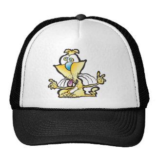 taunter_cat trucker hat