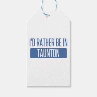 Taunton Gift Tags